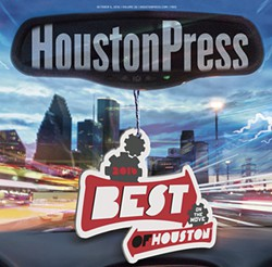 Houston Press 2016 Best Of Houston Chiropractor